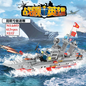 Kunming Destroyer Mini Blocks K053