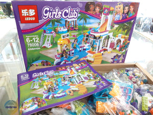 Girls Club Mini Block 76008