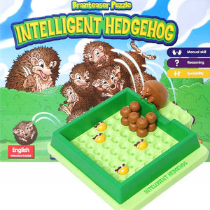 INTELLIGENT HEDGEHOG GAME