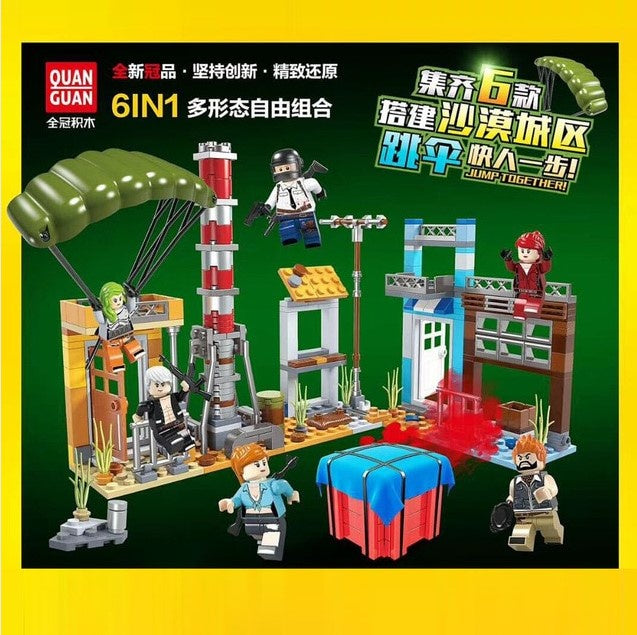 Battlegrounds Mini Blocks 100048