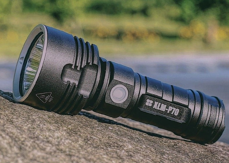 Tactical Torch™ Flashlight - P70 / United States - Sparbi.com