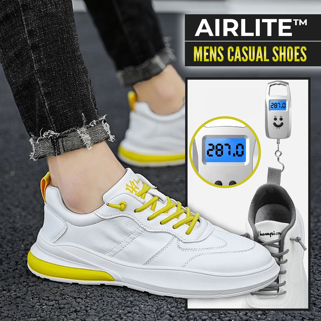 AirLite™ Mens Casual Shoes - Sparbi.com