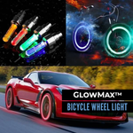 GlowMax™ Bicycle Wheel Lights - Blue - Sparbi.com