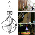Dusky™ Solar Powered Wind Chime - Sparbi.com