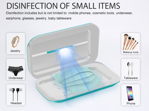 UV Phone Sanitizer - Sparbi.com