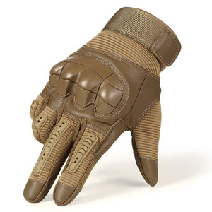 HandArmor™ Tactical Gloves - Brown / S - Sparbi.com