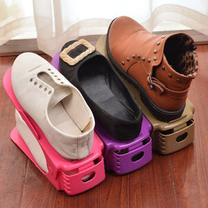 ShoeMate™ Adjustable Footwear Organizer - Sparbi.com