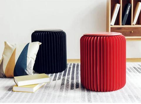 Ottoman™ Portable Folding Stool - Sparbi.com