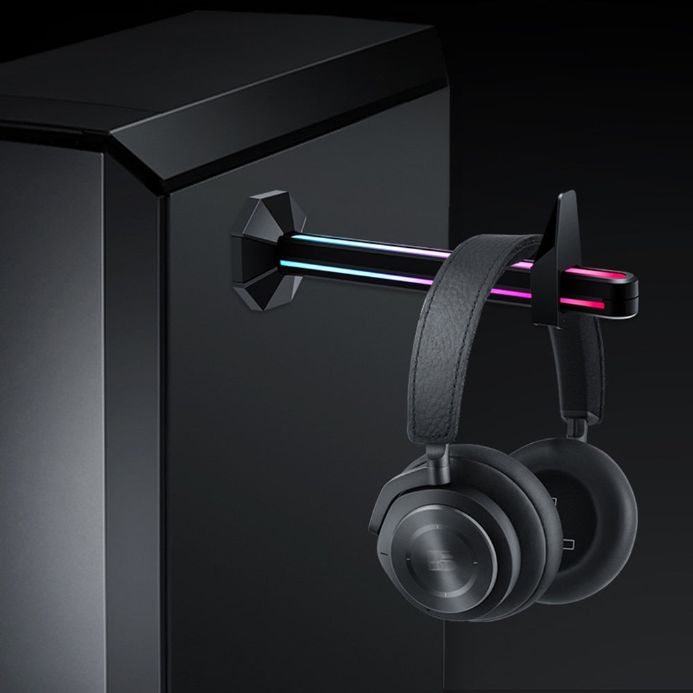 LightStation™ Magnetic Headphone Holder - Sparbi.com