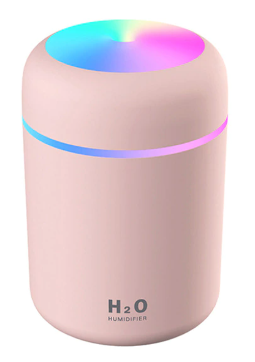 FineMist™️ Air Humidifier - Pink - Sparbi.com