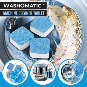 WashOMatic™ Machine Cleaner Tablet - Sparbi.com