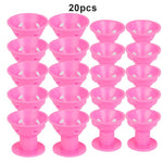 Curly™ Heatless Silicone Hair Rollers - 20 Pcs - Sparbi.com