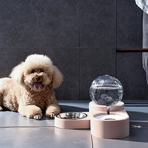 PetMe™ Automatic Bubble Feeder - Sparbi.com