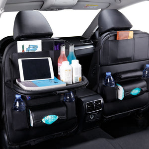 Codify™ Car Back Seat Organizer - Black - Sparbi.com