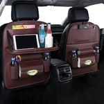 Codify™ Car Back Seat Organizer - Brown - Sparbi.com