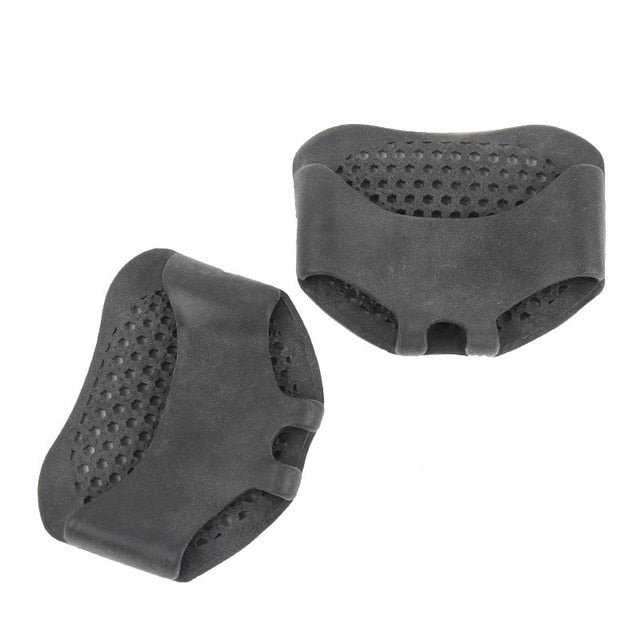 Ortho™ Pain Relief Forefoot Pads - Black - Sparbi.com