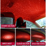 Car Galaxy Roof Light™ - Ruby - Sparbi.com