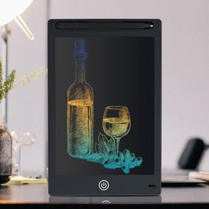 TechSlate™ LCD Writing Tablet - Black - Sparbi.com