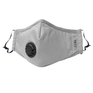 AirPure™ Anti Pollution Mask - Grey - Sparbi.com
