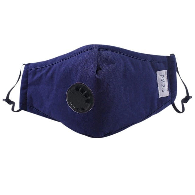 AirPure™ Anti Pollution Mask - Blue - Sparbi.com