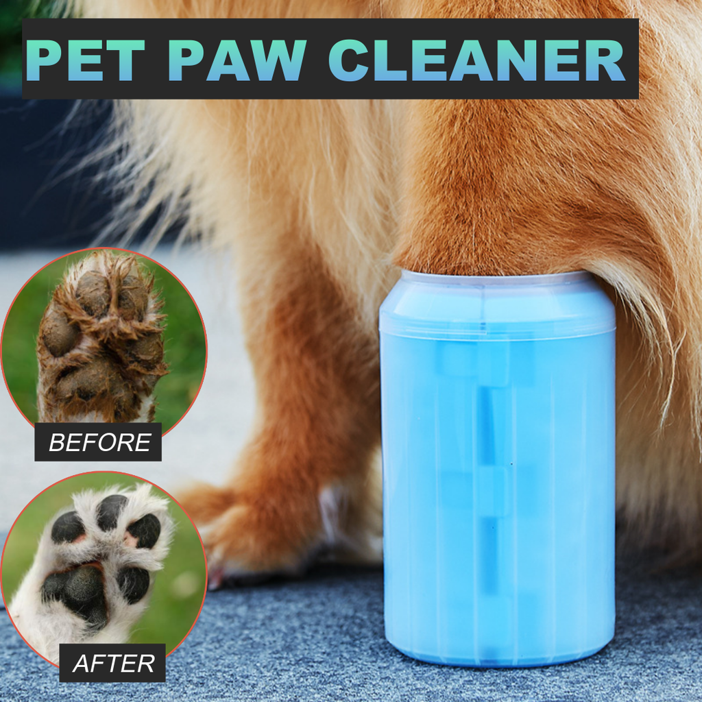 DirtBuster™ Dog Paw Cleaner Cup - Sparbi.com