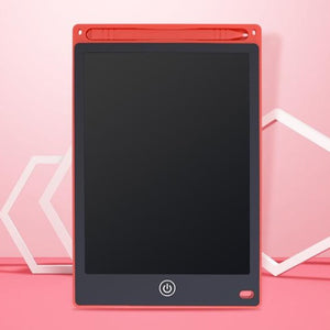 TechSlate™ LCD Writing Tablet - Red - Sparbi.com