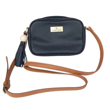 Load image into Gallery viewer, Tropicana Satchel in Black