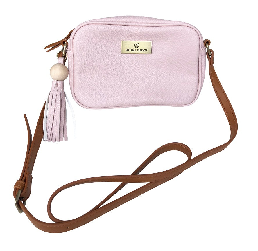 Tropicana Satchel in Pink