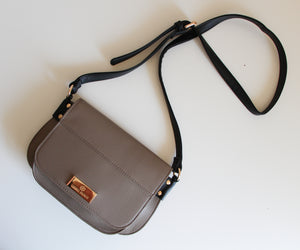 Paradiso Satchel in Grey