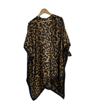 Load image into Gallery viewer, Francesca-- Animal Print Duster