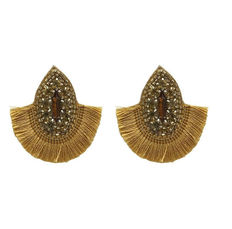 Emma Statement Earrings