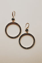 Load image into Gallery viewer, Jasmine Classic Dangle Statement Earrings