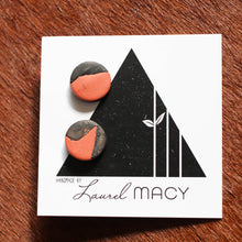 Load image into Gallery viewer, One of a Kind Laurel Macy Classic Studs Earrings 0472