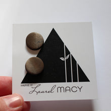 Load image into Gallery viewer, One of a Kind Laurel Macy Classic Studs Earrings 0477