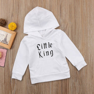 1-6Y Toddler Kids Baby Boys Clothes Hoodies Sweatshirts Fashion Cotton Long Sleeve Hooded Coat Outerwear Baby Clothing Outfits