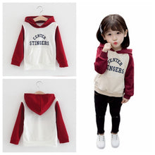 Load image into Gallery viewer, Cartoon Printed Long Sleeve Hoodie Sweatshirts fashionable Baby Boy Girl Clothes Autumn Blouse Casual Toddler Clothing