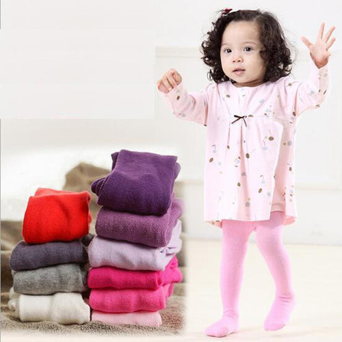 Baby Cotton Pants Children Trousers 2017 Brand Autumn Winter Baby Clothes Boy Girl Warm Trousers Children's Clothing