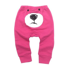 Load image into Gallery viewer, 2019 Infantil Toddler Newborn Baby Boys Girls Baby Girls Pants Unisex Casual Bottom Harem Pants PP Pants Fox Trousers 6M-24M