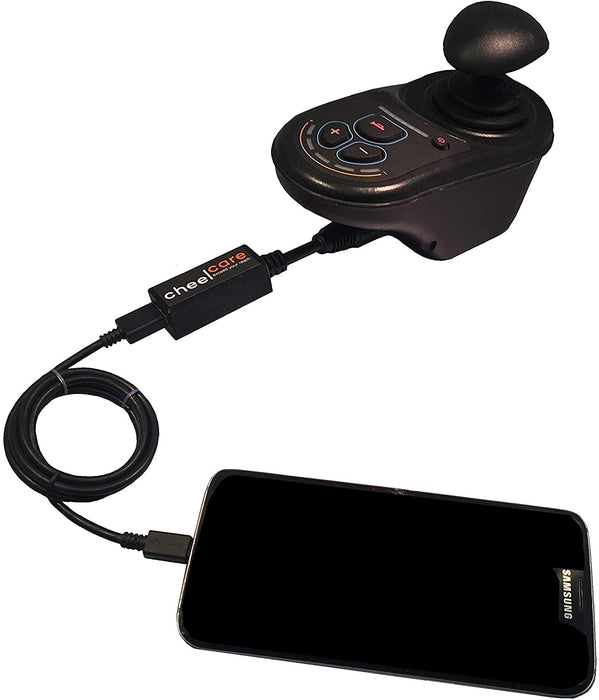 Portable USB Fast Charger Adaptor for Mobility Scooters and Powerchairs