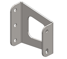 Load image into Gallery viewer, Awning Mount bracket - Digital Cut Files & blueprints