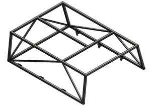 Spaceframe Dimensions - Blueprints