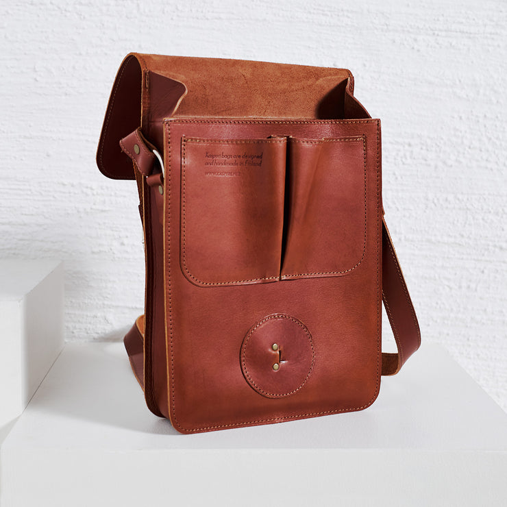 Kasperi A4 Shoulder Bag