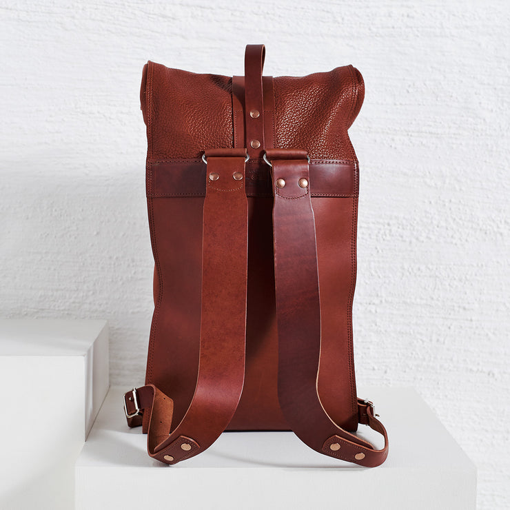 Kasperi Fold Top Backpack