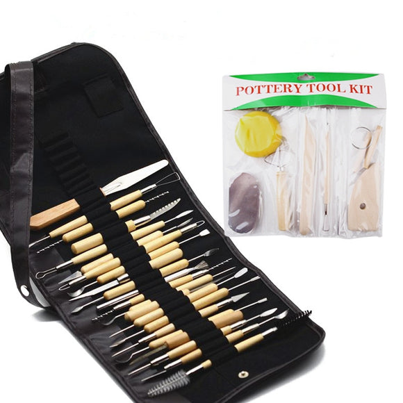 30pcs/Set  Wooden Tools