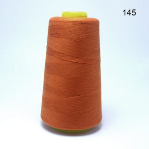 3000 yards sewing thread, polyester,