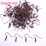 100PCS(50pair)  Earring Hooks