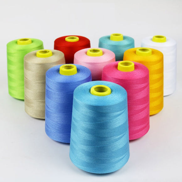 8000 yards Sewing thread  / polyester