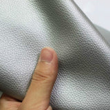 Pure Colored  Artificial Synthetic  Leather