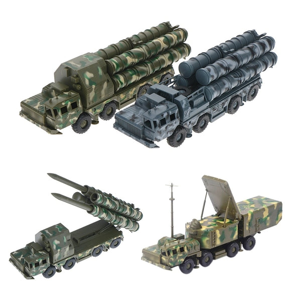 Military Car Model Toy Kit