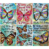 Butterfly Diamond Painting Kit